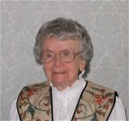 Betty Sutcliffe