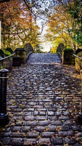 Worsley footbridge